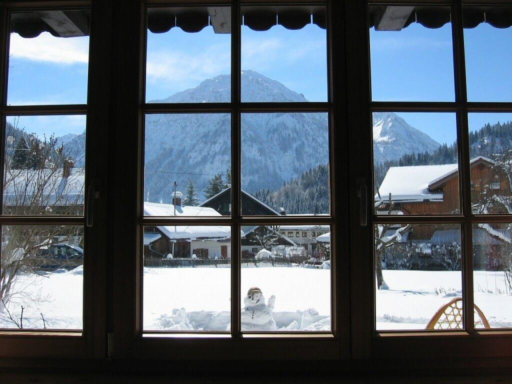 wietrzenie mieszkania zimą