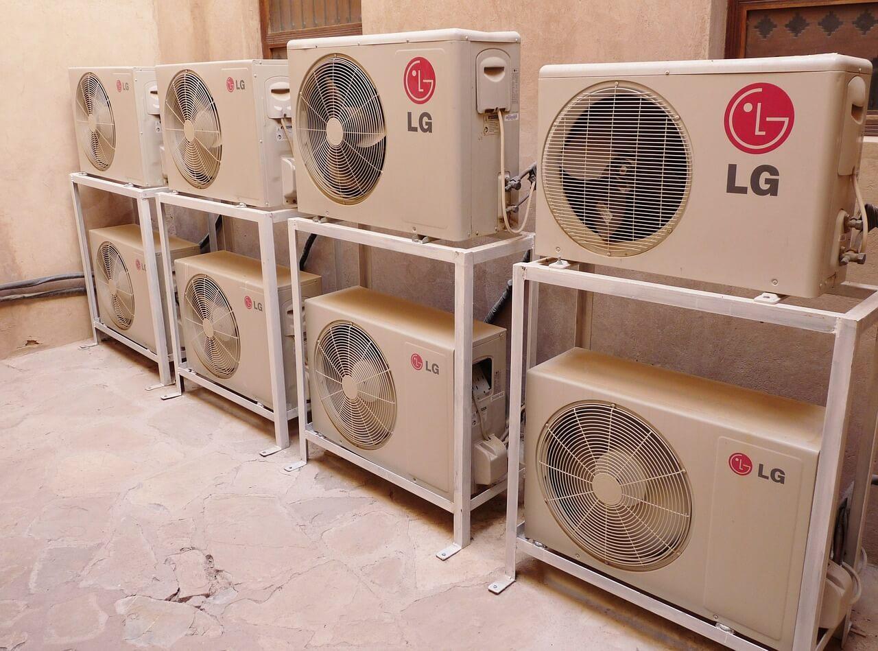 Serwisowanie klimatyzacji