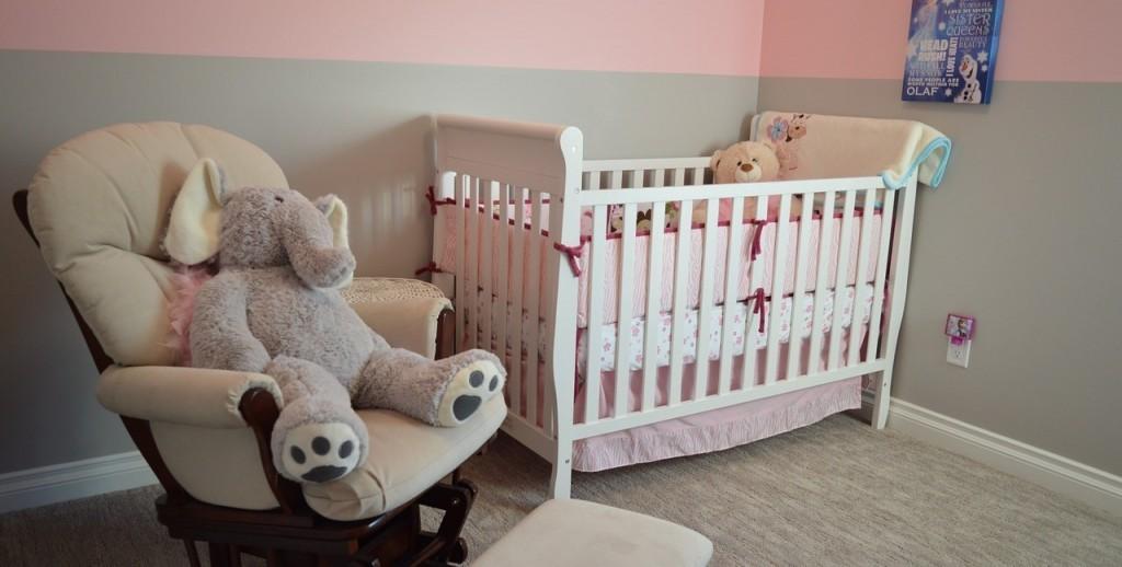klimatyzacja w pokoju dziecięcym
