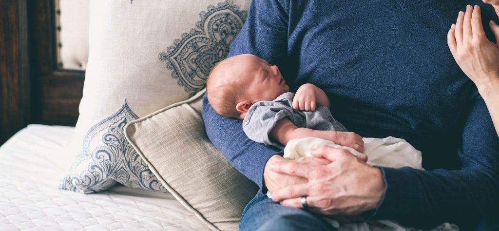 klimatyzacja a niemowlę