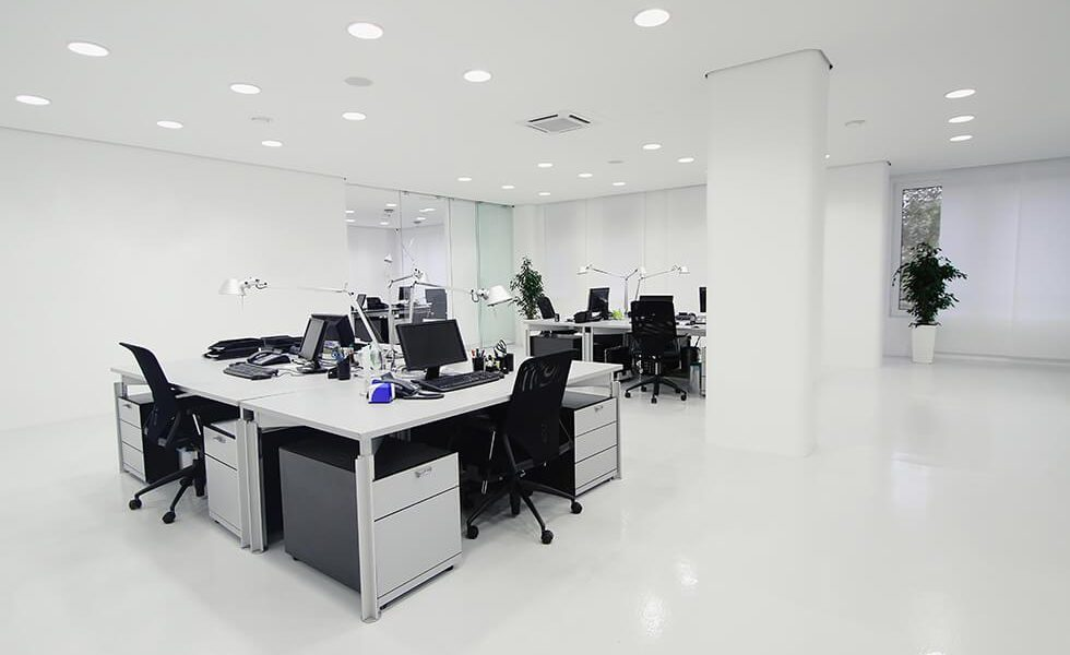 klimatyzacja w biurze