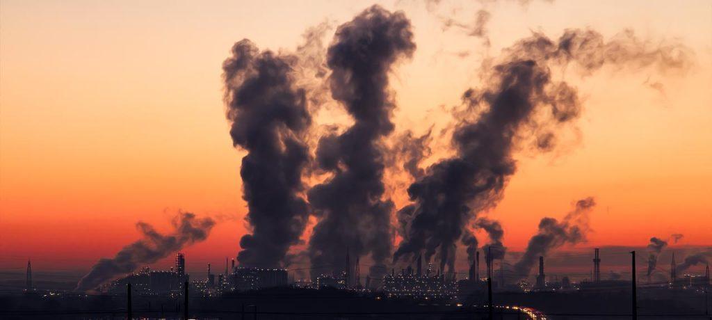 oczyszczacz powietrza z dymu papierosowego